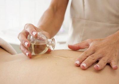 La Dea Venere Oil Massage
